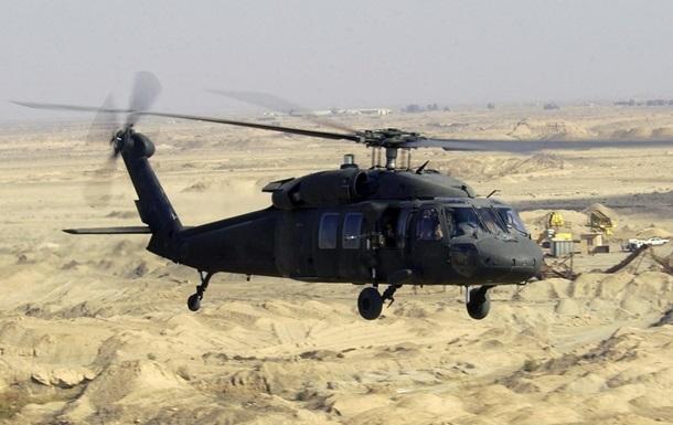 В Косово разбился вертолет миссии ЕС: есть раненые