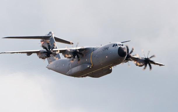 Испания приостанавливает полеты Airbus A400M