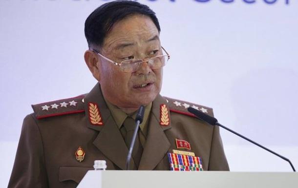 У КНДР розстріляли міністра оборони за сон на нараді - ЗМІ