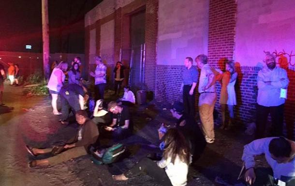 У США зійшов з колії потяг: 50 людей постраждали