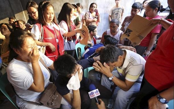 На Филиппинах при пожаре на фабрике погибли более 50 человек