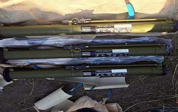 В Одеській області в іноземця вилучили арсенал зброї