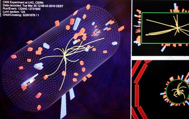 Великий адронний колайдер підтвердив стандартну модель фізики
