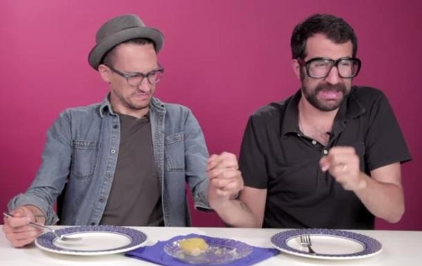 Интернет покоряет видео с американцами, пробующими русскую кухню