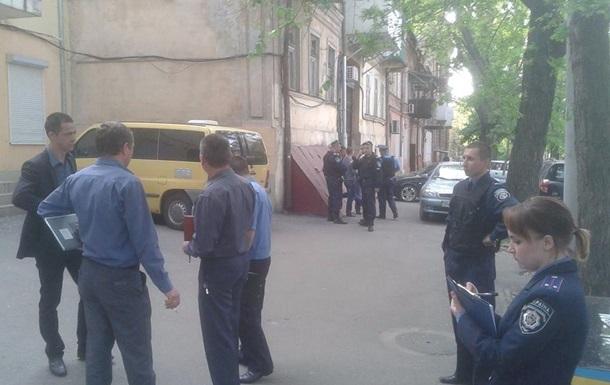 В Одессе прогремел взрыв под офисом Свободы