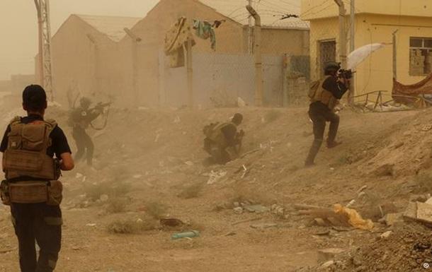 Бойовики  Ісламської держави  захопили більшу частину міста Рамаді в Іраку