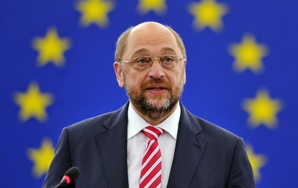 Президент Европарламента заверил в полной солидарности с Украиной