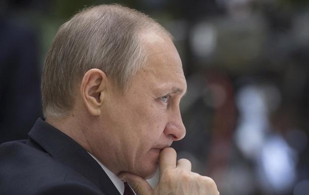 Путин объявляет войну здоровью россиян - Bloomberg