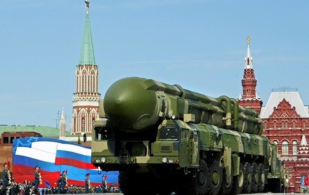 Росія пригрозила США нарощуванням ядерного озброєння