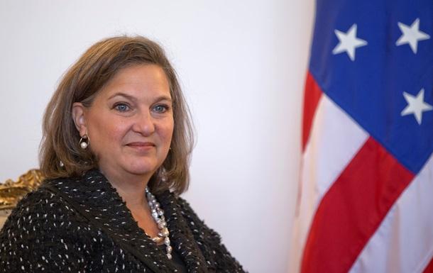 Помощник госсекретаря США приехала в Москву