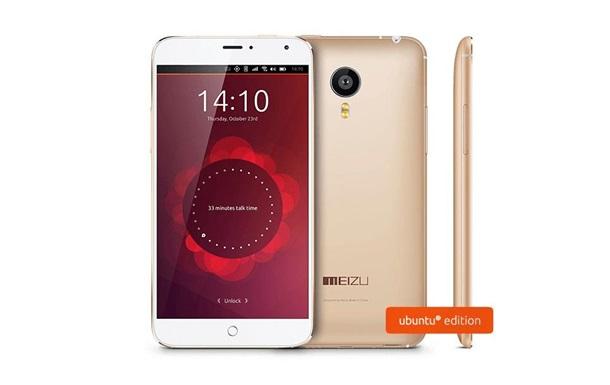 Известный производитель клонов iPhone выпустил Ubuntu-смартфон