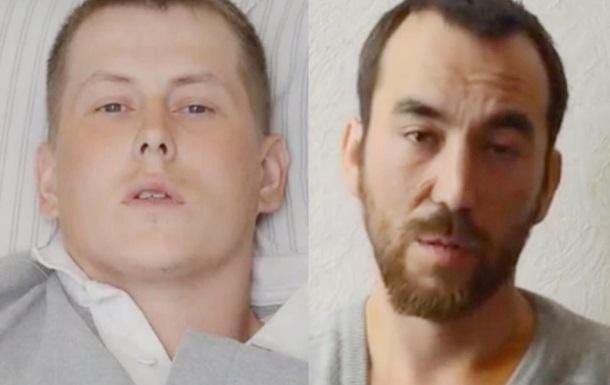 СБУ обнародовала видео допроса пленных военных РФ Ерофеева и Александрова