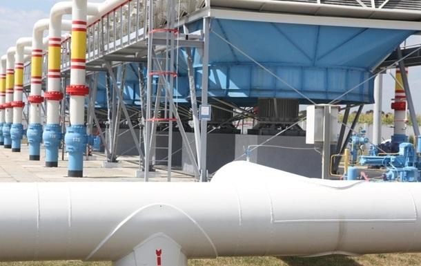 Украина увеличила импорт российского газа