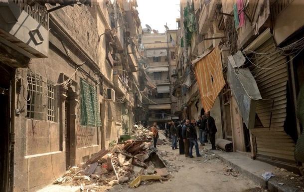 Посольство Росії у Дамаску зазнало мінометного обстрілу