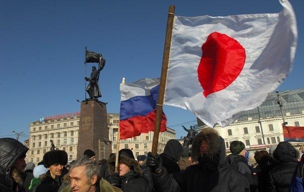 Японія бажає укласти з Росією мирний договір щодо Курил