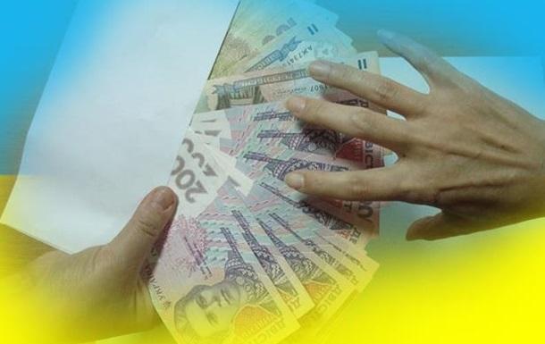 Опрос EY: за год в Украине вырос уровень коррупции в бизнесе