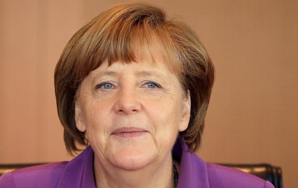 Меркель: Безвизовый режим для Украины с ЕС пока невозможен