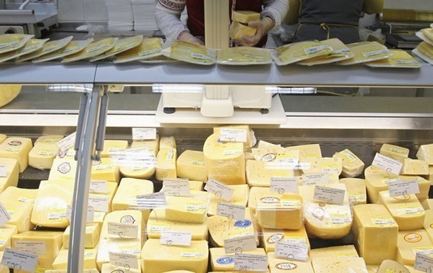 Россия сняла запрет на поставки сыра с двух украинских предприятий