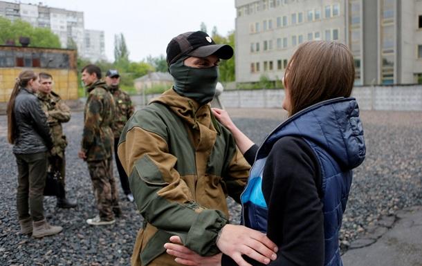 В штабе АТО просят бойцов вести себя прилично с мирным населением