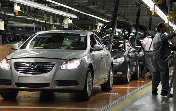 General Motors перенесе складання Opel і Chevrolet з Росії до Білорусі - ЗМІ