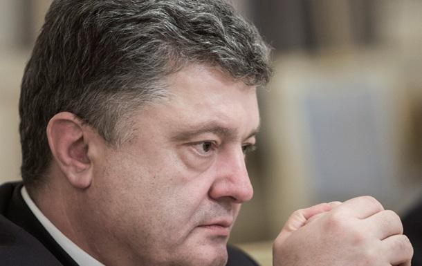 Украина за сутки улучшила текст итогов саммита в Риге - Порошенко