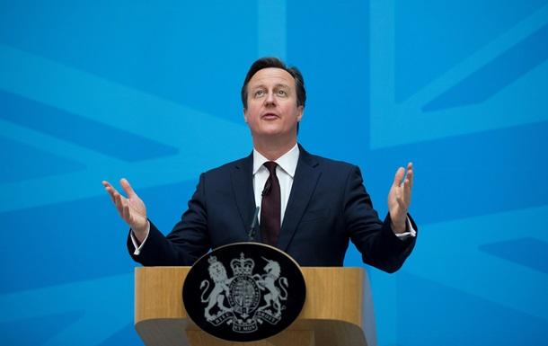 Великобритания хочет особый статус в составе Евросоюза