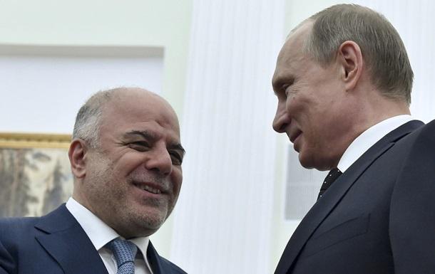 Россия пообещала Ираку столько оружия, сколько потребуется
