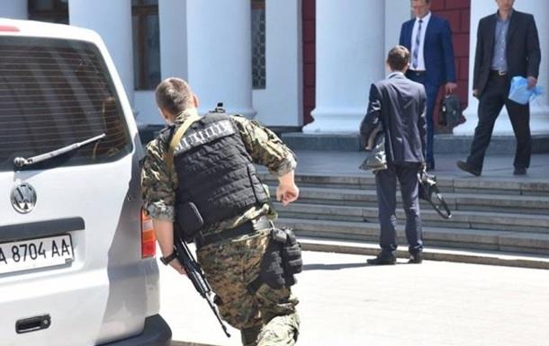 В Одеській міськраді тривають обшуки - ЗМІ
