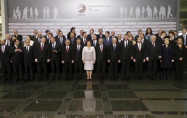 У декларацію Східного партнерства вставили  анексію Криму