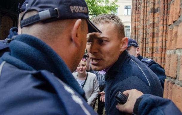 Неизвестный попытался напасть на президента Польши