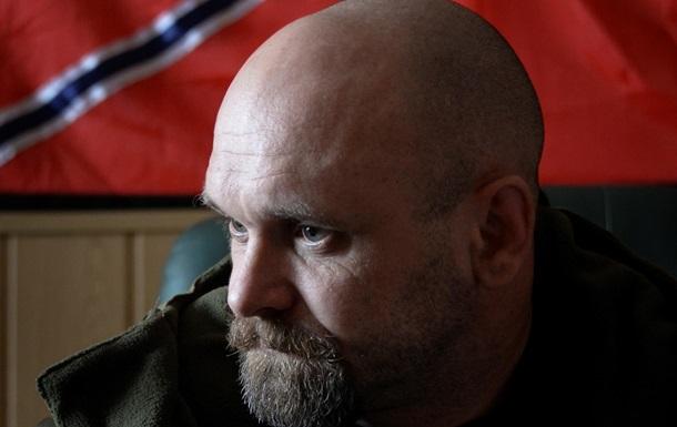 Убитий один із лідерів сепаратистів Мозговий