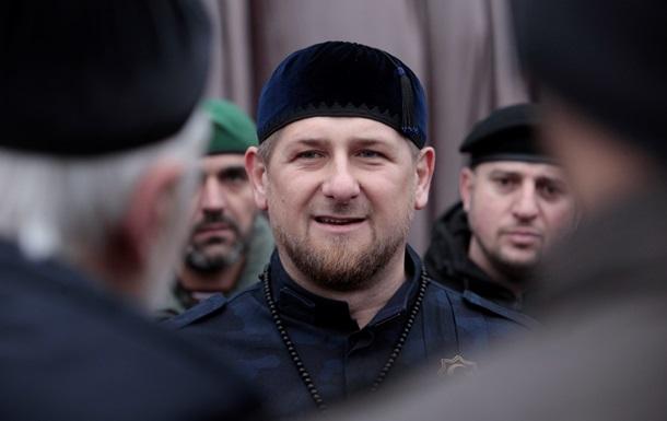 Ночные волки  сделали Кадырова почетным главой чеченского отделения