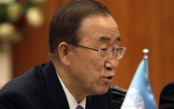 Генсек ООН закликав азійські країни допомагати мігрантам