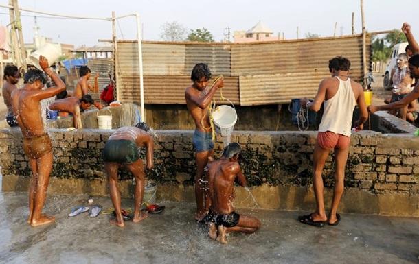В Індії через аномальну спеку загинули більше 300 осіб