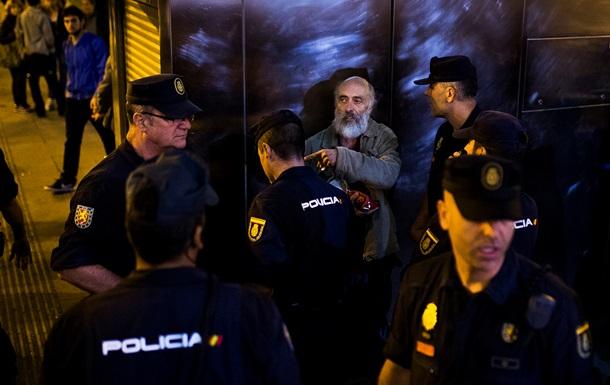 Іспанці вибирають місцеві органи влади