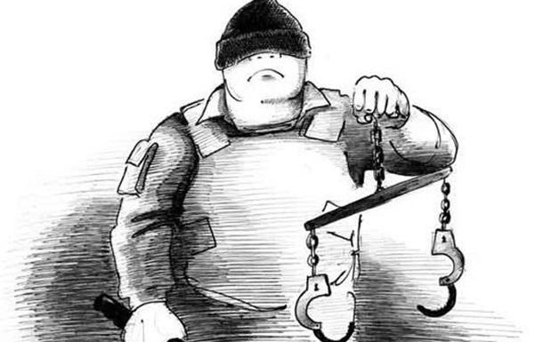 Про збочене українське правосуддя