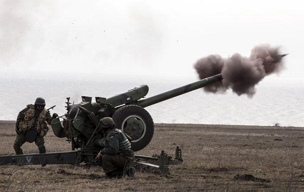 Доба в АТО: обстріли на Донецькому і Маріупольському напрямках