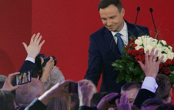 Інавгурація нового президента Польщі відбудеться у серпні