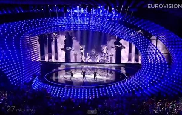 Евровидение 2015: Выступление Италии
