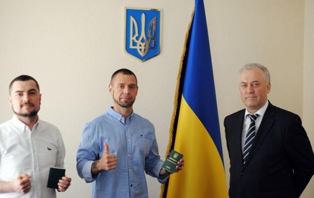 Экс-лидер  Ляписа Трубецкого  получил вид на жительство в Украине
