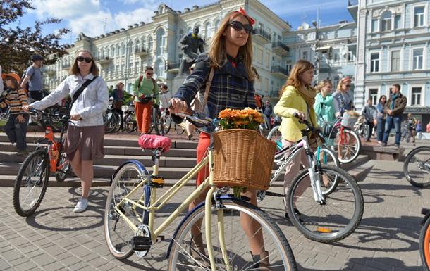 Двоколісна хвороба. Велосипеди завойовують популярність серед киян