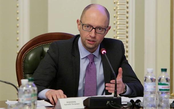 Яценюк попросив ОБСЄ перевірити готовність Донбасу до виборів