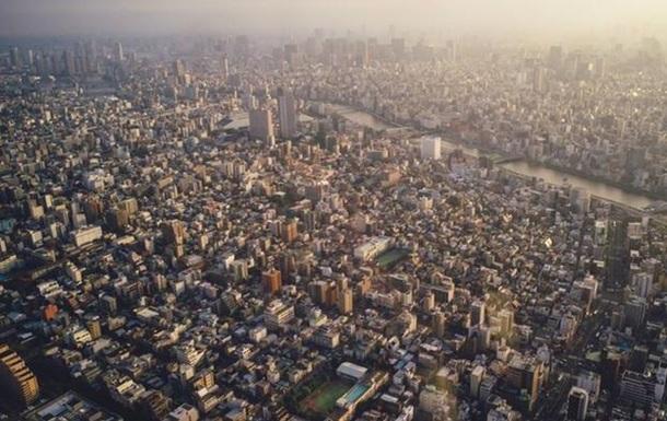 Поблизу Токіо стався сильний землетрус