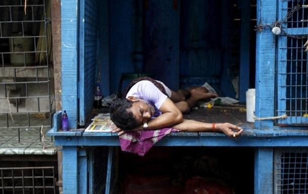 В Індії більш як тисяча людей загинули від спеки