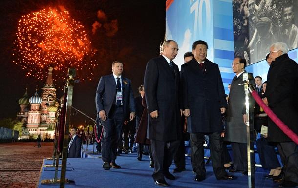 Поворот на схід. Росія у ролі молодшого брата формує союз з Китаєм