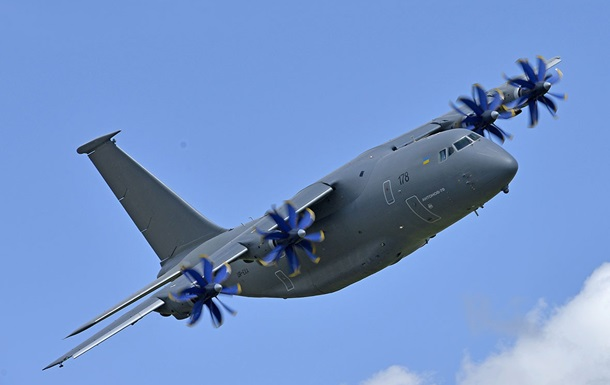Украина надеется на помощь НАТО в восстановлении проекта Ан-70