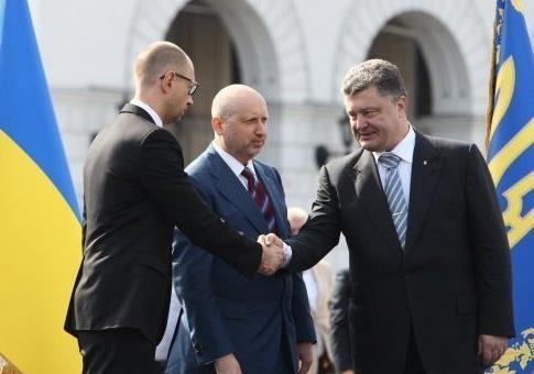 Регионы Украины недовольны властью