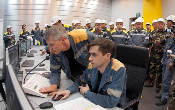 Прифронтовая  Кураховская ТЭС запустила мощный энергоблок