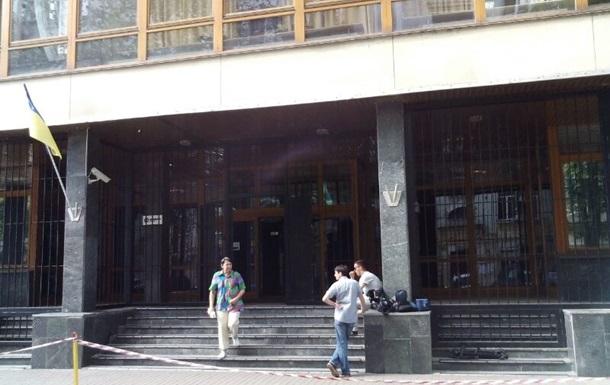 В Укрнафте опровергли информацию о захвате офиса