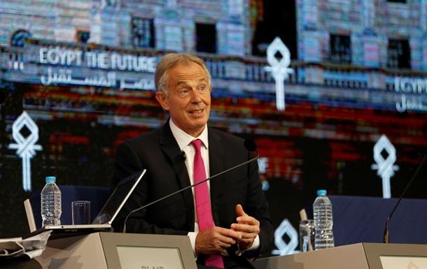 Тони Блэр покидает квартет по Ближнему Востоку